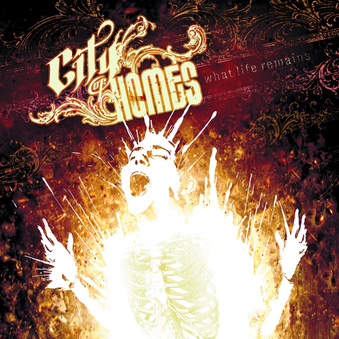 City Of Homes - What Life Remains [EP] (2016)