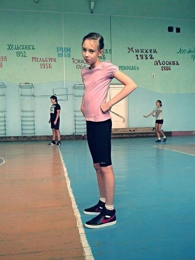 Настя Елизарова, Энгельс, id194802233