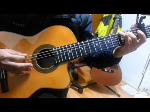 Pipeline The Ventures- ( Guitar playing Korea Musician - David Kim) 김다윗 기타 연주 벤처스 파이프라인