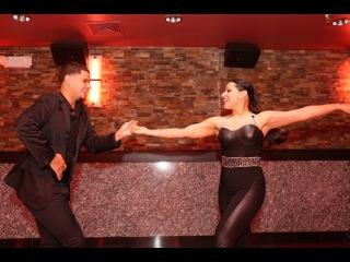 Eddie Torres Jr. & Nelida Tirado at the Las Damas - Night of Unveiling Social