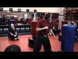 Kick Boxing Combination #4 by Sensei Benny