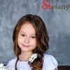 STEFANY -стильные нарядные платья для девочек