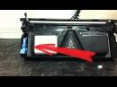 Kyocera M2035 Светлые полосы Как подкачать тонер