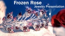 Frozen Rose - Jewelry Creative Animation - Render - Visualization