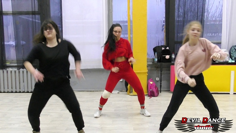 Tinashe - Throw a fit / Choreo by Sasha Rusetskaya and Katya Cheklueva / DDS Workshops