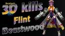 HoN replays - Flint_Beastwood - Immortal - 🇻🇳 Len`s_Maid` Gold I