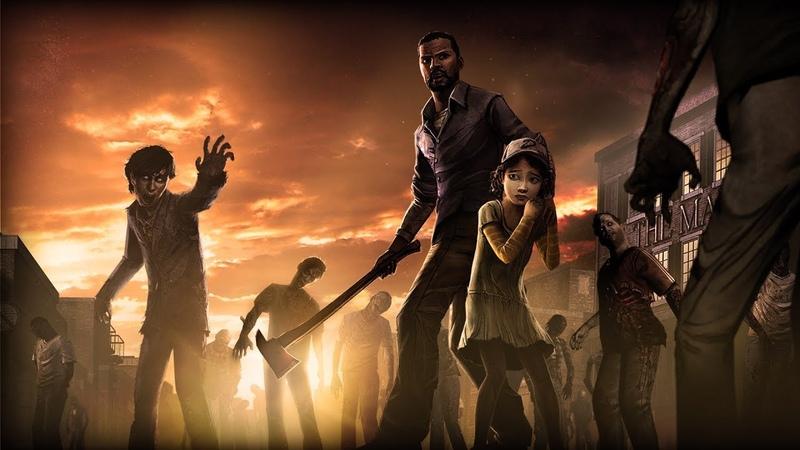 The Walking Dead Трейлер рус суб
