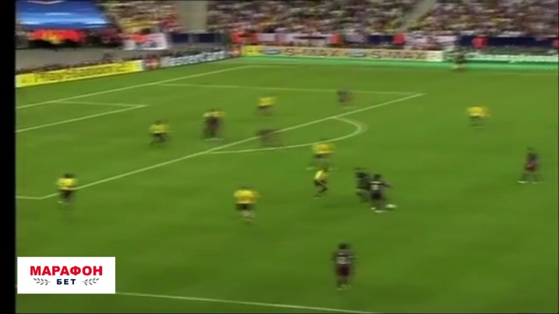 ● Арсенал Барселона 1 2 Финал ЛЧ 2005 06