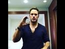 Instagram Stories Chris Pratt apologizes in sign language
