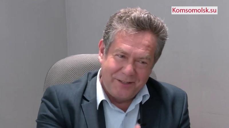 Николай Платошкин: комсомольчане должны выбрать программу