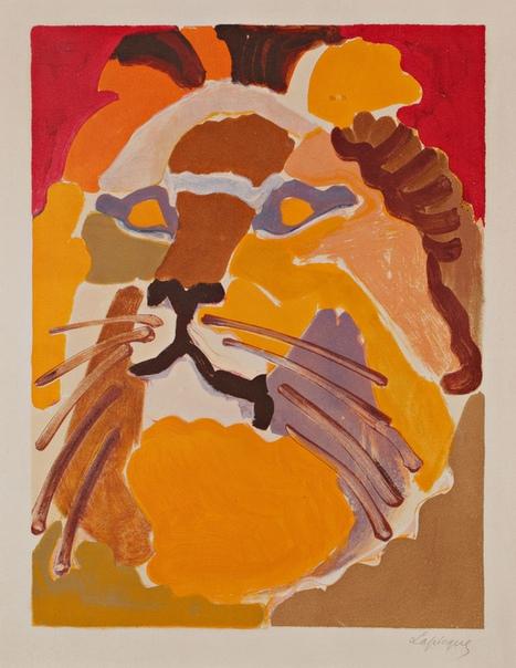 Чарльз Лапик (Charles Lapicque, 1898-1988 ) - французский художник.