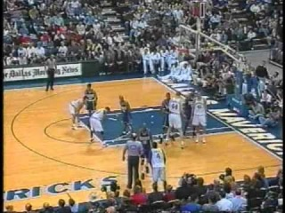 Dennis Rodman (6pts/16rebs/4asts/Ejection) (Mavericks) vs. Bucks (2000)