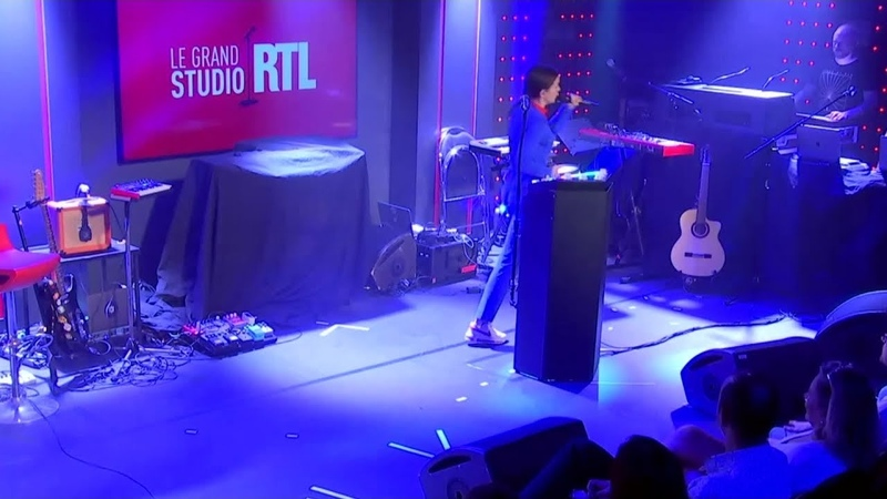 Jain - Star (Live) - Le Grand Studio RTL