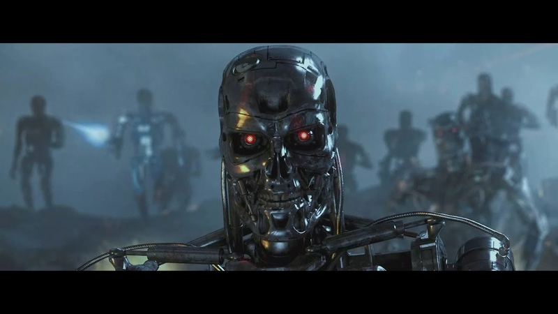 Terminator 3: Война машин [war machines] 2 Docks (Летсплей)