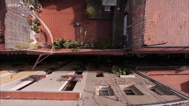 Sur les toits des villes 03 Barcelone - Documentaire Arte - 07.09.2016