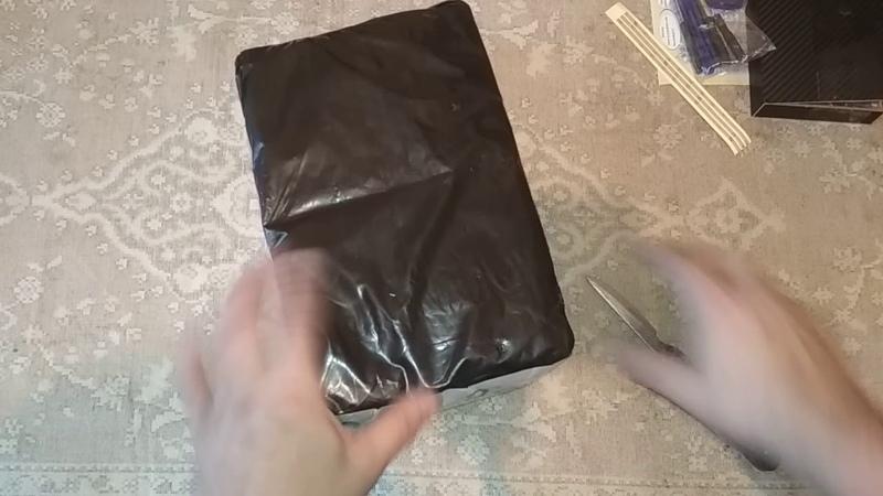 посылки из китая aliexpress видео 2018