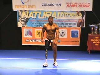 Javier Sanchez: admirable choreography