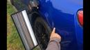 PDR Vs. 2014 Subaru BRZ Racecar🏎Fender Dent undented PDR
