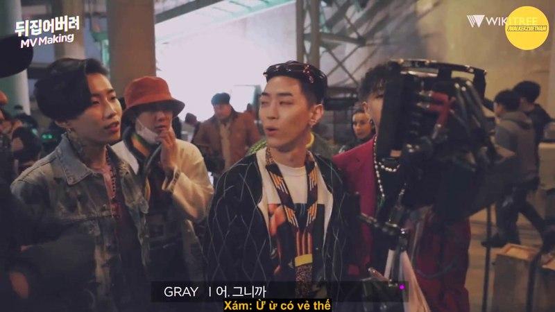 [Vietsub] Turn it over MV Making - Jay park, Simon Dominic, Gray Loco
