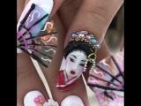 Самые необычные дизайны ногтей!