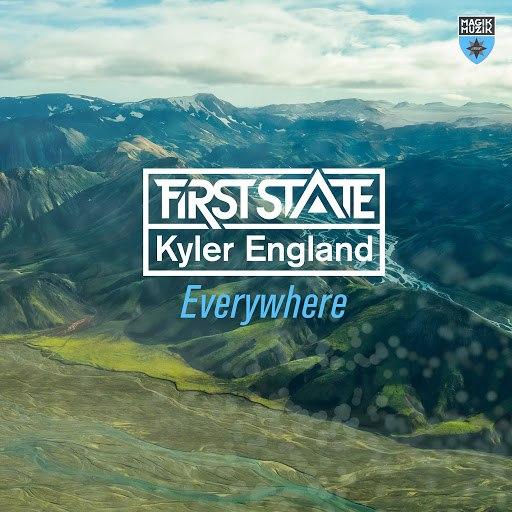 Kyler England альбом Everywhere
