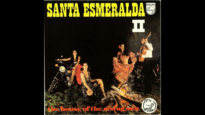 Santa Esmeralda - The House of the Rising Sun (LP, Kant 0, 0977)