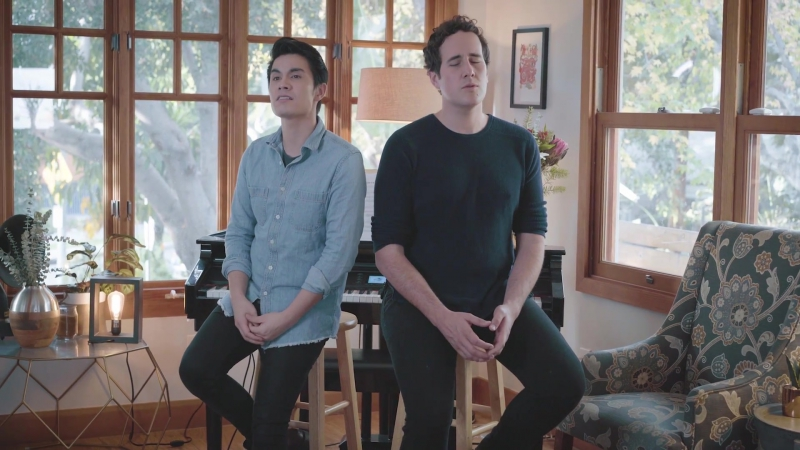 Perfect⁄Too Good at Goodbyes MASHUP (Ed Sheeran⁄Sam Smith) - Sam Tsui Casey Breves