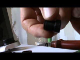 как сделать микроскоп из веб-камеры Denn DWC600