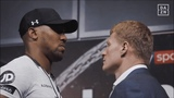 Anthony Joshua vs. Alexander Povetkin Hype Video