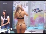 Modelos Colombianas // Desfile Besame // Hilos Dentales
