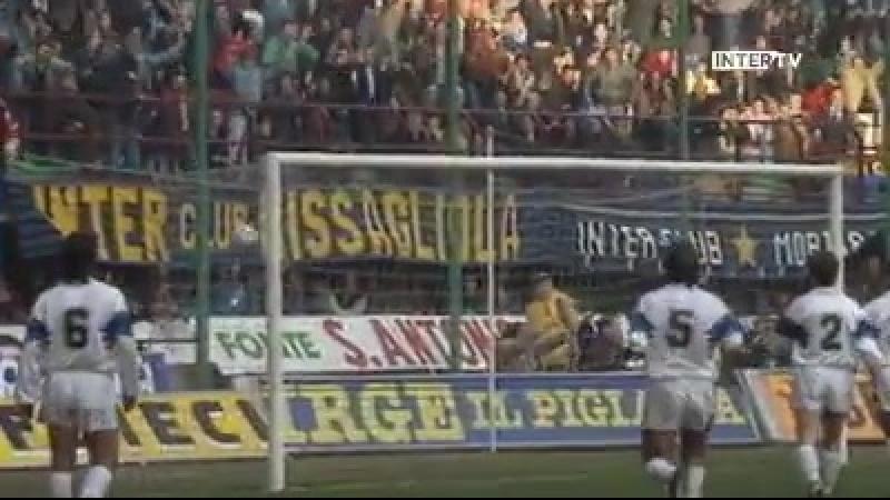 Jurgen Klinsmann 40 Nerazzurri goals in 123 matches
