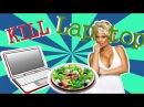 Как накормить ноутбук салатом. Рецепт от шеф-повара Артёма Монро.