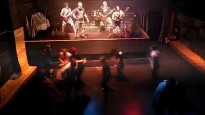 02. SUDDEN RAGE - концерт на фестивале BRUTAL FEST 2 в клубе Котёл (Дмитров) (30.08.15)