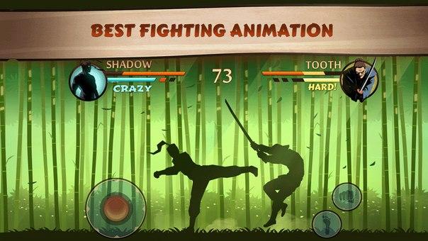 Скачать Shadow Fight 2 для android