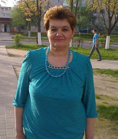 Тамара Гвоздь, 8 марта 1989, Жодино, id145783101