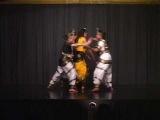 Swagatam Krishna Dance Drama 9 Kaliya Narthana Thillana