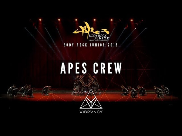 2nd Place Apes Crew Body Rock Junior 2018 @VIBRVNCY 4K