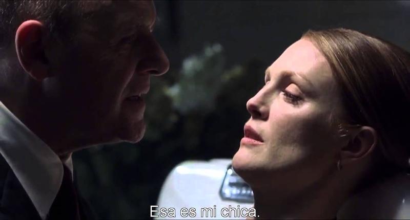 Hannibal (2001) - Lecter y Clarice (final)