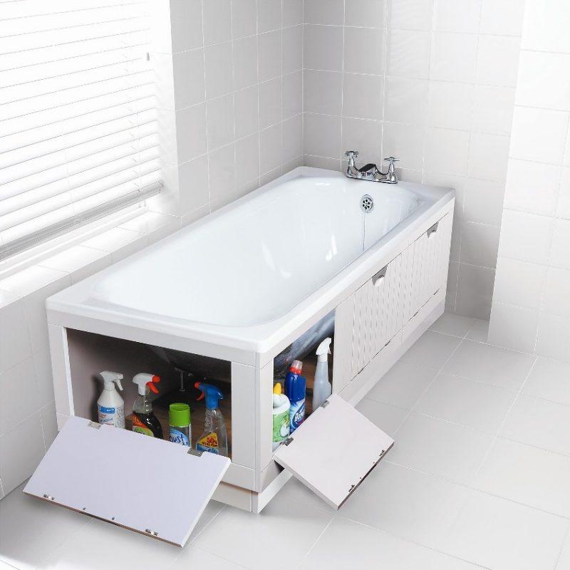Выбор мебели и сантехники для маленькой ванной комнаты