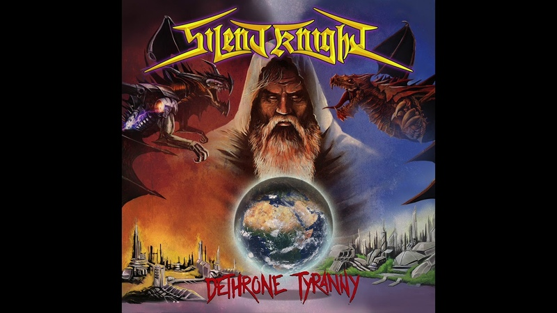 Silent Knight - Dethrone Tyranny (Gamma Ray cover)
