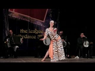 КОЖЕВНИКОВА АННА и Safaa Farid - Baladi+tabla