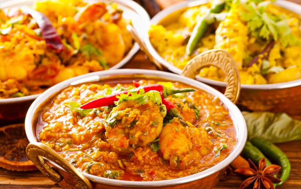вредная индийская еда