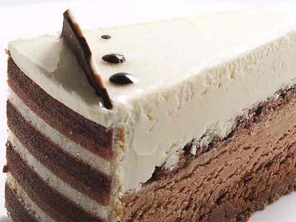 Пошаговый фото рецепт торта