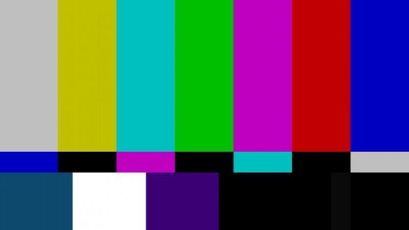Музыка перед началом вещания (11.07.2018)