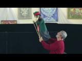 12 Тростевая кукла - походка, переживание, работа тростью