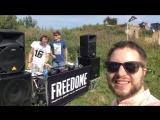 FREEDOME 2017 (test drive)
