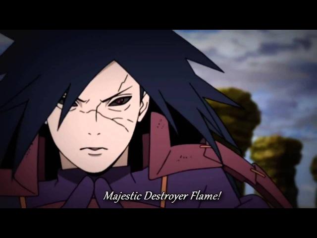 Uchiha madara vs shinobi alliance [Disturbed]