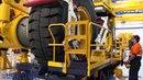 Trilift TH15000 Workshop Tyre Handler Trial