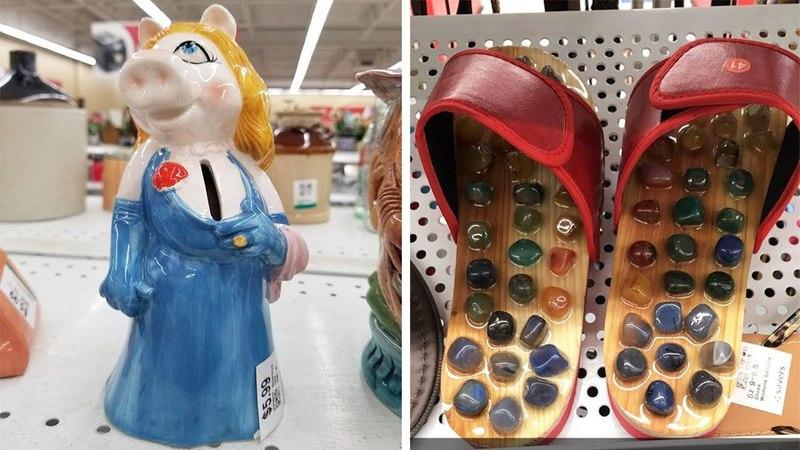 Смешные находки из магазинов, которые и радуют
