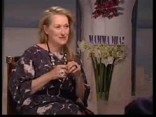Meryl Streep on Paul Newman